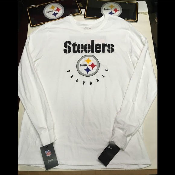 663b447e3 Pittsburgh Steelers Nike long sleeve T-shirt XL